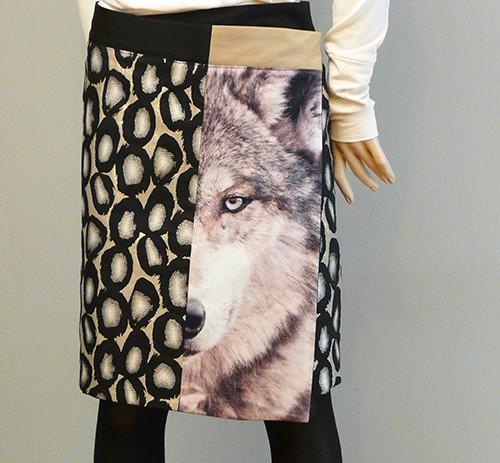 anett-franke-taf-woman-leipzig-rock-kultur-wickelrock-wolf-wald-design